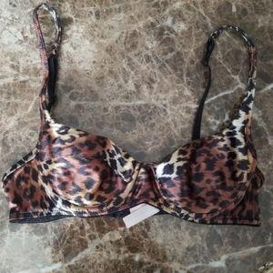 VS leopard unlined 34A